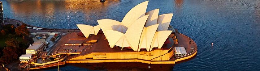 Australia / New Zealand úticél