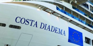 Costa Diadema hajó