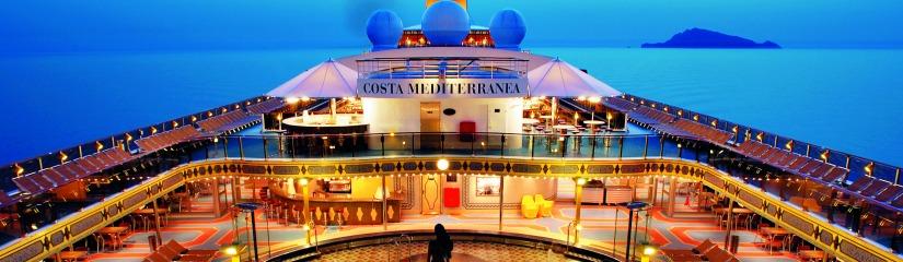 Costa Mediterranea hajó