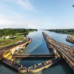 Panama-csatorna úticél hajóút