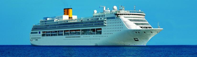 Costa Victoria hajó