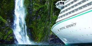 Crystal Serenity hajó