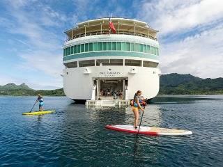 A Társaság- és a Cook-szigetek hajóút