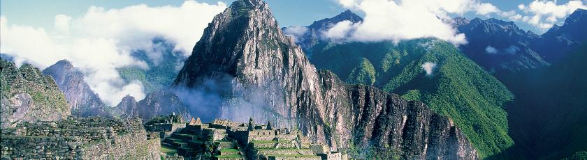 South America úticél