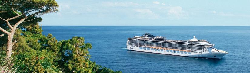 Msc Divina hajó