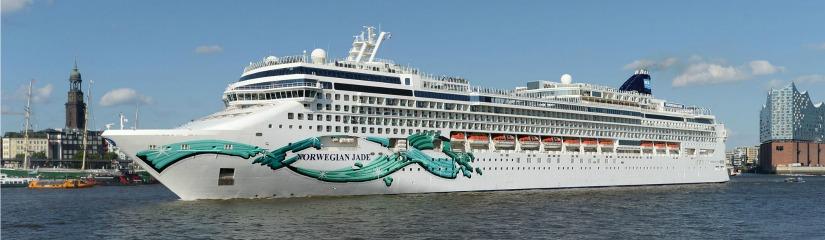 Norwegian Jade hajó