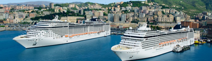 MSC Cruises hajó