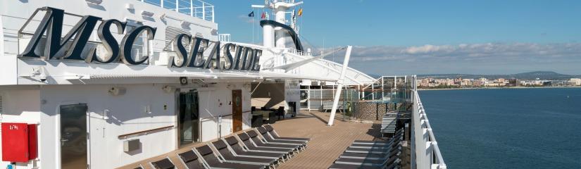 Msc Seaside hajó