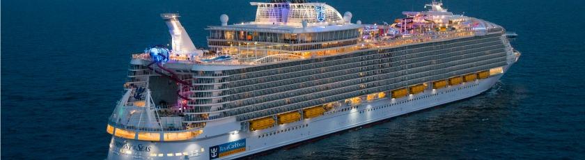 Új hajó úticél