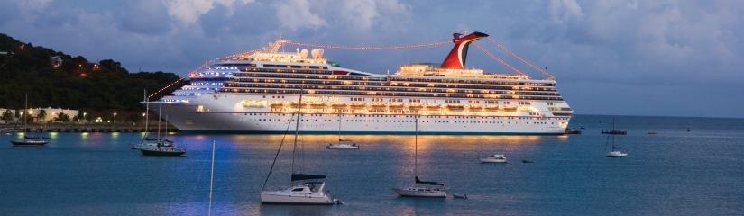 Carnival Valor hajó