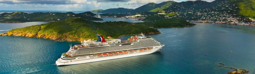 Carnival Vista hajó