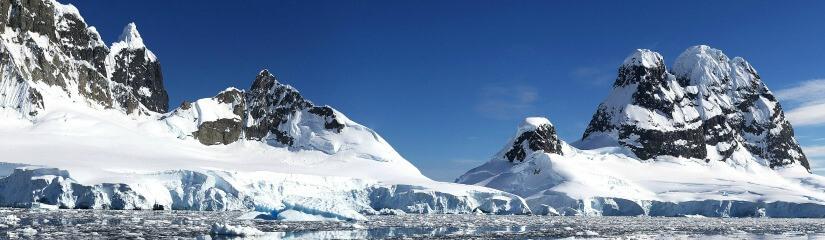 Az Antarktisz csodái hajóval